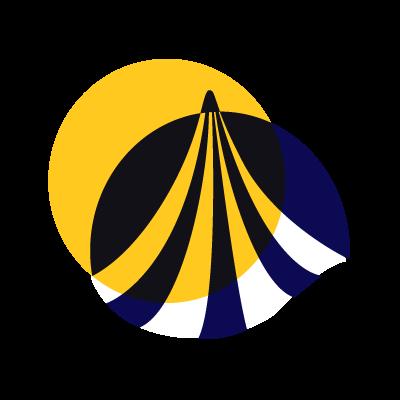 logo kahut palace location chapiteau de cirque