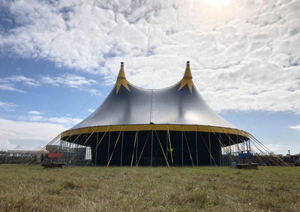 louer un chapiteau de cirque
