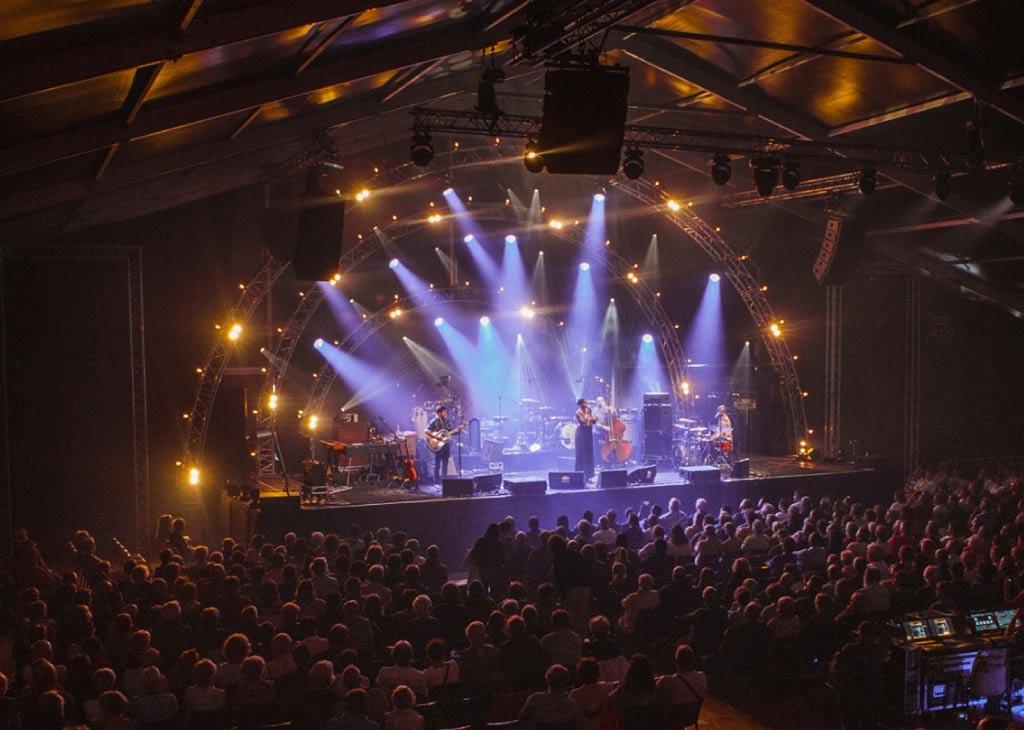 location de concert ou festival